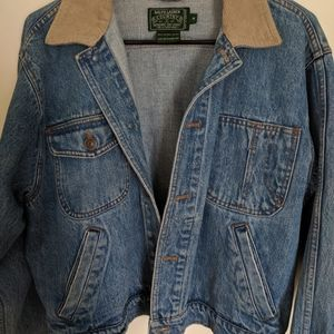 Ralph Lauren Country Jean Jacket